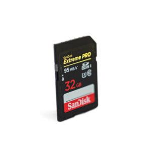 Sandisk 32GB Extreme Pro